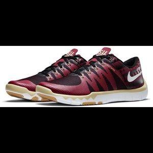 Florida State Nike Free TR 5.0 V6